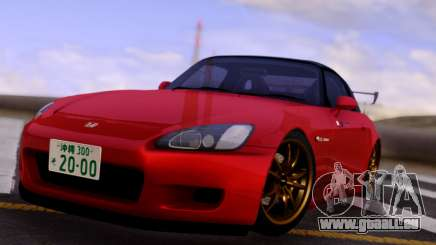 Honda S2k Spoon Sport pour GTA San Andreas