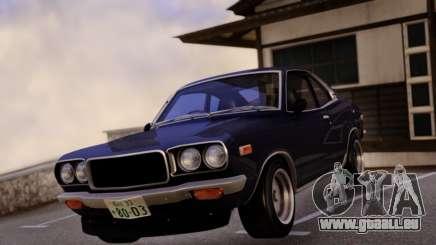 Mazda RX-3 für GTA San Andreas
