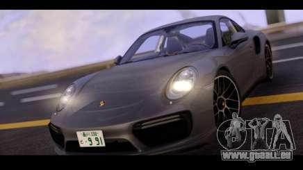 Porsche 911 Turbo S pour GTA San Andreas