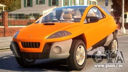 1999 Daewoo DMS-1 Concept für GTA 4