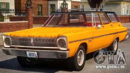 Plymouth Belvedere V1.2 pour GTA 4