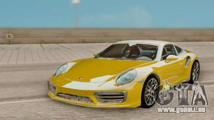 Porsche 911 Turbo S Exclusive Series für GTA San Andreas