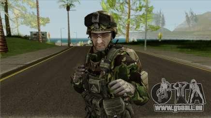 Bulgarian Land Forces (Fbi) pour GTA San Andreas