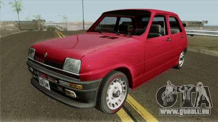 Renault 5 TL pour GTA San Andreas