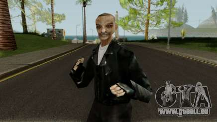 Victor Oldfried pour GTA San Andreas