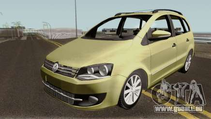 Volkswagen Suran 2015 pour GTA San Andreas