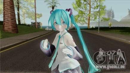 Miku Hatsune GX (Vocaloid) pour GTA San Andreas