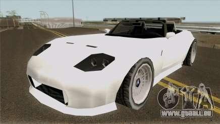 Banshee GTA V (SA Style) für GTA San Andreas