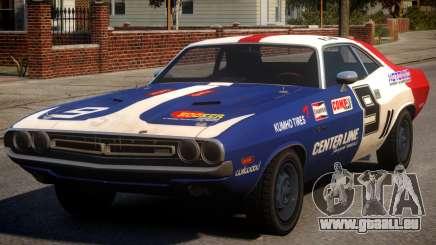 Dodge Challenger 1971 PJ8 für GTA 4