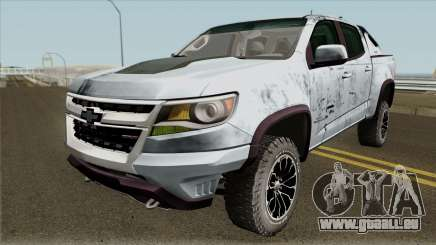 Chevrolet Colorado ZR2 2018 pour GTA San Andreas