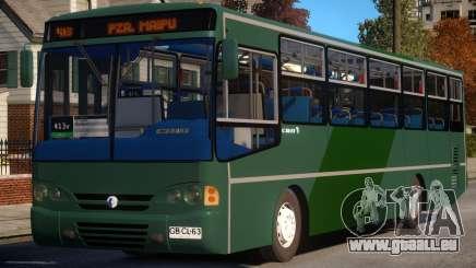 Bus CAIO Alpha für GTA 4