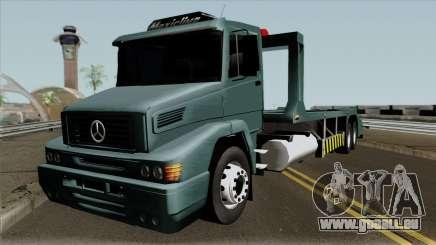 Mercedes-Benz L1620 Packer für GTA San Andreas