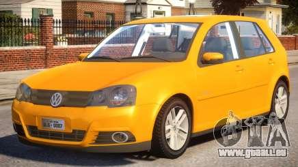 VW Golf Sportline 2012 für GTA 4