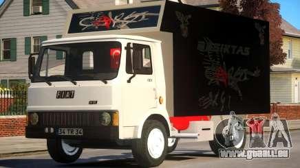 Fiat 50 NC pour GTA 4