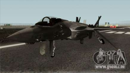 Lockheed Martin F-35A Lighting II pour GTA San Andreas