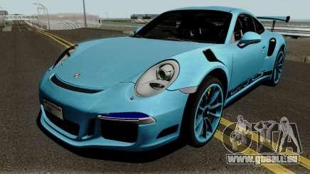 Porsche 991 GT3 RS 2017 für GTA San Andreas
