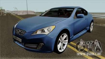 Hyundai Genesis pour GTA San Andreas