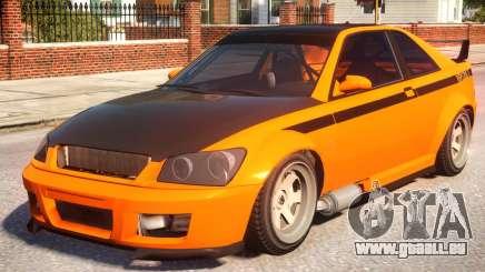 SultanRS to Toyota Altezza für GTA 4