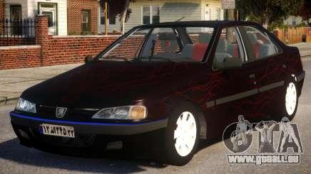 Peugeot Persia P1 für GTA 4