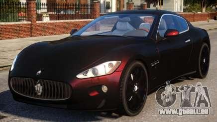 Maserati Gran Turismo v1.0 pour GTA 4