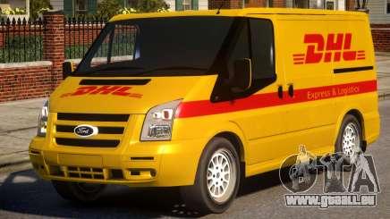 Ford Transit DHL für GTA 4