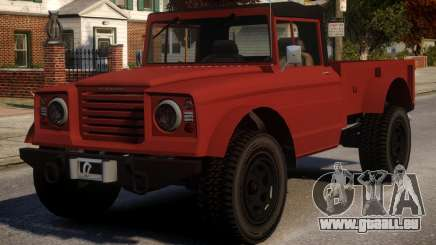 Canis Bodhi pour GTA 4
