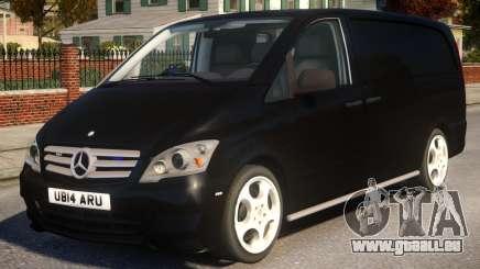 Mercedes-Benz Vito Police V.1 für GTA 4