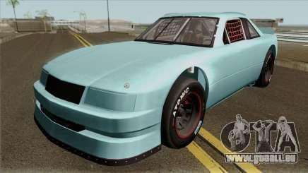 Declasse Hotring Sabre GTA V für GTA San Andreas