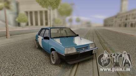 VAZ 21099 de Style Japonais pour GTA San Andreas