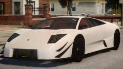 Lamborghini LP640 R-GT für GTA 4