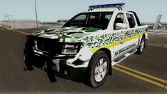 Nissan Frontier Police für GTA San Andreas