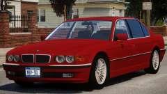1998 BMW 750 E38 V1.2 pour GTA 4