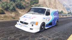 Ford Transit Supervan 3 2004 [add-on] pour GTA 5