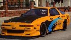 1992 Toyota Supra 3.0 Turbo PJ4 pour GTA 4