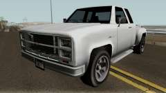Bobcat GTA IV pour GTA San Andreas