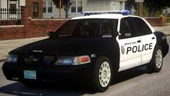 Braintree K9 Police für GTA 4