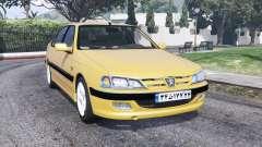 Peugeot Pars ELX 1999 [replace] pour GTA 5
