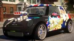 Mini Cooper S V8 Itasya für GTA 4