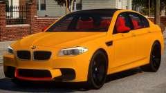 BMW M5 F10 Aige-edit V1.2 pour GTA 4