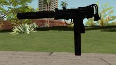 MAC-10 Black pour GTA San Andreas