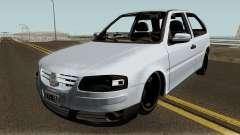 Volkswagen Gol G4 Grey für GTA San Andreas