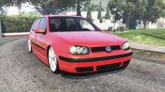 Volkswagen Golf (Typ 1J) 1997 [replace] pour GTA 5