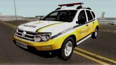 Renault Duster 2014 Brigada Militar pour GTA San Andreas