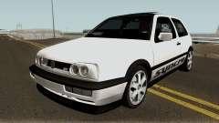 Volkswagen Golf 3 ABT VR6 Turbo Syncro pour GTA San Andreas