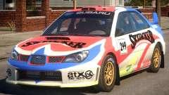 Subaru Impreza WRX STi PJ4 für GTA 4