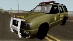 Chevrolet Blazer Police pour GTA San Andreas