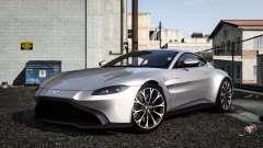 Aston Martin Vantage 2019 pour GTA 5