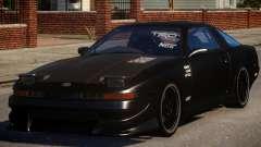 1992 Toyota Supra 3.0 Turbo PJ5 pour GTA 4