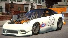 Mazda RX7 Dragster PJ für GTA 4
