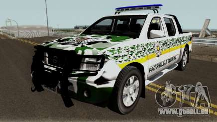 Nissan Frontier Police pour GTA San Andreas